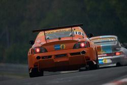 #108 MSC Langenfeld e.V. im ADAC Honda S 2000: Joe Schmitz, Walter Nawotka, Gerd Grundmann, Alexander Streit