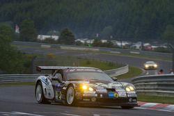 #12 Kissling Motorsport Chevrolet Corvette C6: Reinhold Renger, Roland Rehfeld