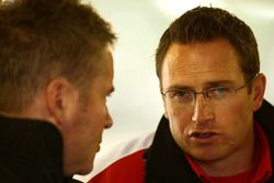 Simon McNamara, Holden Motorsport Manager