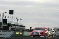 Garth Tander takes the race win