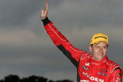 Garth Tander takes out the race win for Toll Holden Racing Team