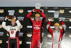 Steven Johnson, Garth Tander and Russell Ingall