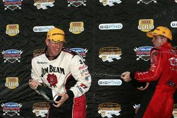 Steven Johnson takes out third for Jim Beam Racing