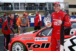 Garth Tander takes the first race win for Holden in 2009