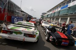 BMW M1 : Mark Bullitt, Klaus Graf; CN-Cobra : Christian Nowak