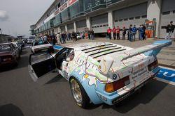 BMW M1 : Tim Bullitt, Luke Bullitt