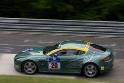 Aston Martin Belgium Aston Martin N24: Arnold Herreman, Kurt Dujardyn, Anton Gohnissen, Jean-Paul Herreman
