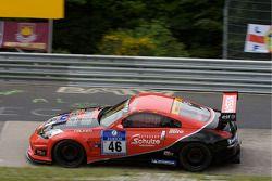 #46 Nissan 350 Z: Tobias Schulze, Michael Schulze, Martin Scheel, Meik Utsch