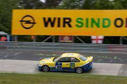 #169 Ukraine Racing Team BMW M3: Alex Mochanov, Andrij Kruglik, Volodymyr Kontratenko
