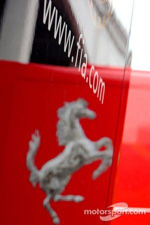 FIA ve Ferrari tırıs
