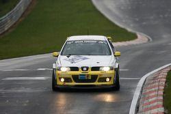 #92 PROsportRacing Seat Leon MK I: Klaus Bauer, Oliver Pelz, Ed Nicelife