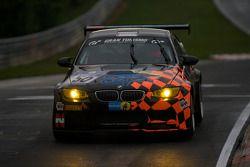 #50 BMW M3 GTR: Herbert Steiner, Stefan Rülke