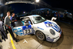 #23 Porsche 997 GT3 Cup: Willie Moore, Bill Cameron, Calum Lockie