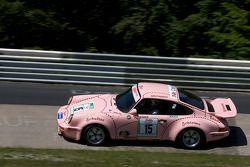 #15 Porsche 911 RS: Bernd Langewiesche, Rainer Vorkoper, Georg Griesemann