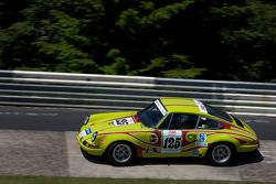 #125 Porsche 911: Matthias Wetzel, Andreas Conrad