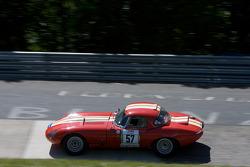 #57 Jaguar E Lightweight: Malte Fromm, Jörg Bratke