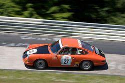 Porsche 912 : Stephan Dornhofer, Stefan Kolter, Andreas Conrad