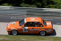 #364 BMW 325i: Friedrich Herkstroter, Uwe Gotza