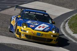 Porsche 997 RSR : Kersten Jodexnis, Wolfgang Destrée