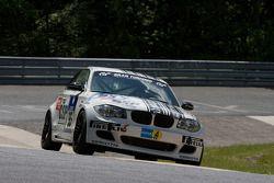 #95 Dörr Motorsport BMW 135i: Otto Hofmayer, Thomas Kroher, Christian Gebhardt, Philipp Leisen