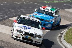 #174 BMW E36 M3 GT: Dominik Thiemann, Allan Runnegard
