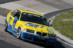 #169 Ukraine Racing Team BMW M3: Alex Mochanov, Andrij Kruglik, Volodymyr Kontratenko