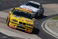 #181 MSC Rhön e.V. im AvD BMW M3 GT: Luigi Scalini, Richard Purtscher, Michael Prym