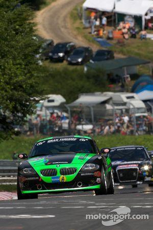 #173 Dolate Motorsport BMW Z4: Mathias Unger, Daniel Zils, Uwe Ebertz, Timo Schupp