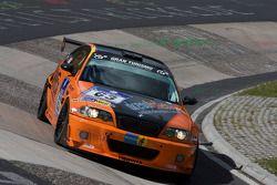 #63 BMW M3: Michael Tischner, Ulrich Becker, Klaus Völker, Matthias Tischner