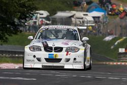 #145 BMW 135d Coupe: Andre Ibron, Thomas Laudage, Guiseppe Timperanza