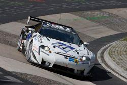 #14 Gazoo Racing Lexus LF-A: Akio Toyoda, Javier Quiros, Takayuki Kinoshita, Akira Iida