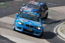 #185 MSC Odenkirchen e.V im ADAC BMW E46 M3: Axel Duffner, Manuel Passberger, Erwin Bösch