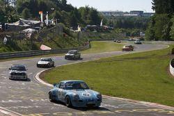 #164 Porsche 911 RS: Norbert Schneider, Rainier Knapp