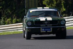 #5 Ford Mustang: Horst Walther, Rainier Bodenstein