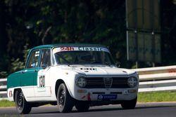#130 Alfa Romeo Giulia: Jochen Vogt, Christian Vogt