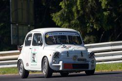 #92 Abarth 1000 TC: Mauro Borella, Arnaldo Pieraccini