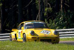 #175 Porsche 911 RSR: Pedro Sanchez, Lucco Sanchez