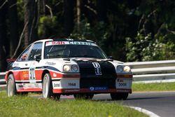 #372 Opel Manta 400: Uwe Nittel, Martin Wagner