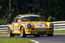 #126 Porsche 911 RS: Kersten Jodexnis, Kai Riemer