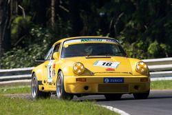 #16 Porsche 911 RS: Stefan Oberdorster, Dirk Kisters