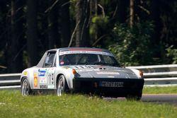 #119 Porsche 914/6: Michael Wittke