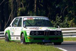 #341 BMW 535: Patrick Mortier, John Baak