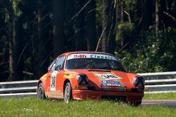 #348 Porsche Carrera RS: Helge Forster, Daniel Homann, Ralf Wiesner