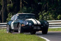 #55 Jaguar E: Alexander Berstein, Wolfgang Weber
