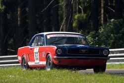 #63 Ford Mustang: Reinhold Gropper