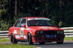 #359 BMW 318i: Peter Thone, Bernd Flothner