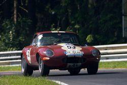 #53 Jaguar E: Oliver Louisoder, Rolf Lamberty