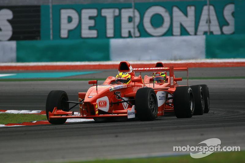 2009: Mygale FB02, Formula BMW Pacific
