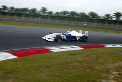 Steel Guiliana, Atlantic Racing Team