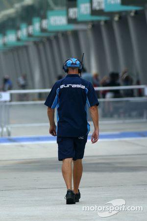 Greg Wheeler, Eurasia Motorsport